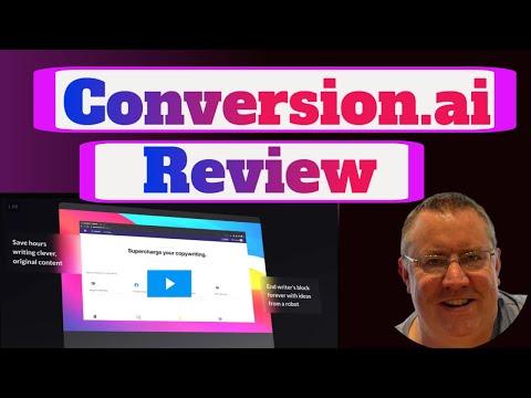 Conversion.ai Review - 🔥 Does Conversion.ai Really Generate Unique Content 🔥