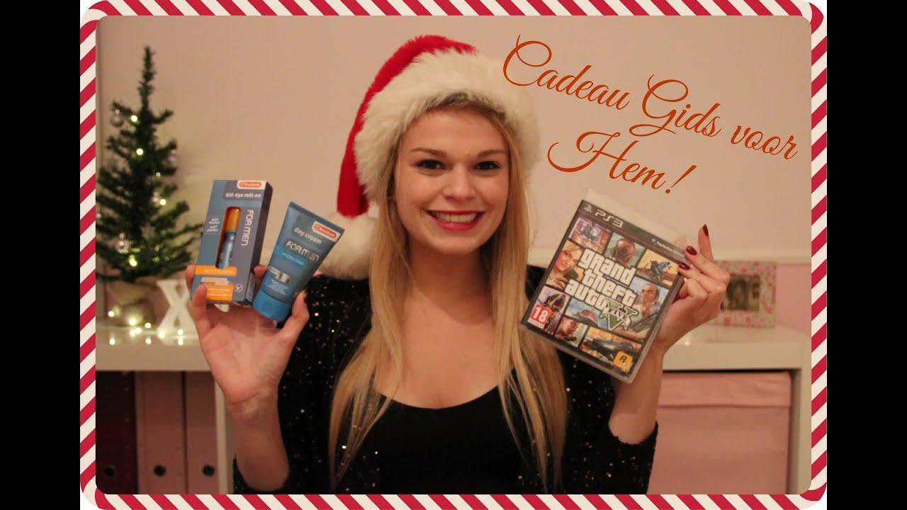 Giftguide ❄ Cadeau tips voor HEM!