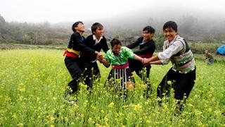 Tận mắt xem phong tục bắt vợ của người H'mông ở Lai Châu   Cuộc Sống Mỹ HienDiep  