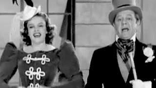 JUDY GARLAND - CHARLES WINNINGER    'Laugh? I thought I'd split my sides......'