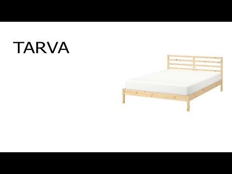 Покупки ИКЕА кровать ТАРВА, ЛОНСЕТ, МОРГЕДАЛЬ,  ЭНГСЛИЛЬЯ,  ЭДБОЛЛ, ХЭНСБЭР, ДВАЛА
