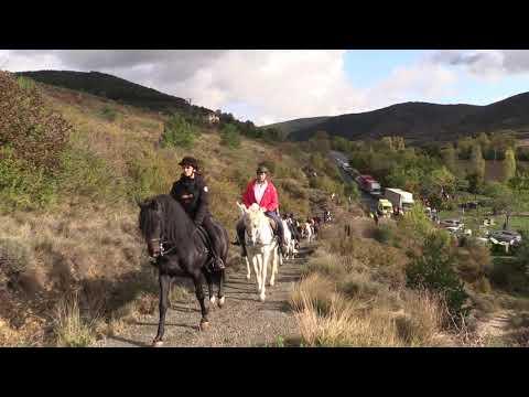 Concentración Ecuestre Camino de Santiago - Video 1 201019