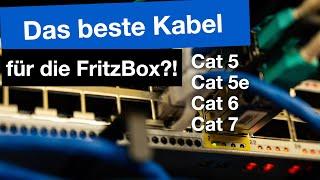 Das beste LAN Kabel für die FritzBox?!