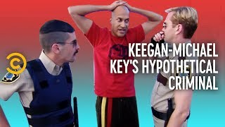 The Best of Keegan-Michael Key's Hypothetical Criminal - RENO 911!