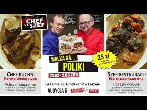 Wideo1: Policzki wieprzowe czy wołowe?