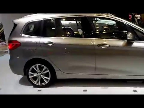 GIIAS 2015 : BMW 2 Series Gran Tourer