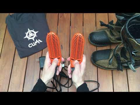 Review: secador de botas