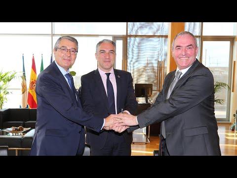 Firma del protocolo de colaboración para la ampliación de la casa natal de Blas Infante en Casares