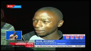 A gruesome road carnage claims 20 lives along Nakuru-Nairobi Highway