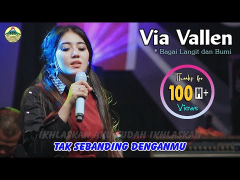 Via Vallen - Bagai Langit Dan Bumi   |   Official Video Mp3