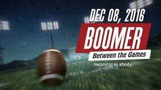 Boomer: Between the Games Week 14