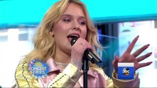 Zara Larsson feat. Ty Dolla $ign - So Good - Live @ GMA [HD]
