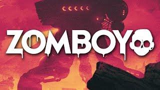 Zomboy - Born To Survive Ft. rx Soul (Lyric Video)