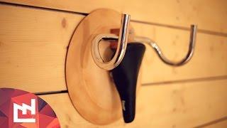 DIY Project : Picasso Bike Decoration & Hanger