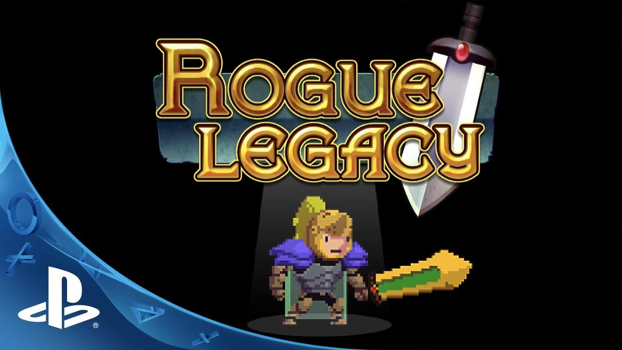 Rogue Legacy sort demain sur PS4, PS3 et PS Vita