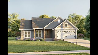 COUNTRY HOUSE PLAN 041-00218