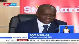 Watu wanaoishi na ulemavu wasaidika baada ya SGL na Kenya RE kuungana