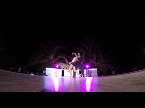 Tolis & Maria LONG BEACH SALSA FESTIVAL 2014