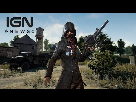 PlayerUnknown's Battlegrounds Could Come to PS4 - IGN News