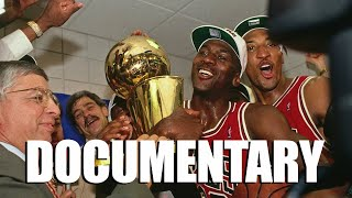 GREATEST EVER: The 1990s Chicago Bulls Dynasty