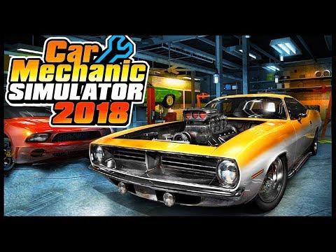Car Mechanic Simulator 2018 - Úvod do hry! [NeroN]