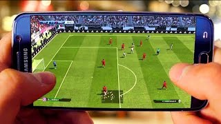 Top 5 Best New Soccer & Football Games for Android/iOS in 2016/2017 || Gamerzed Tv