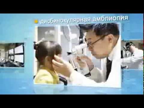 После родов ухудшилось зрение что делать