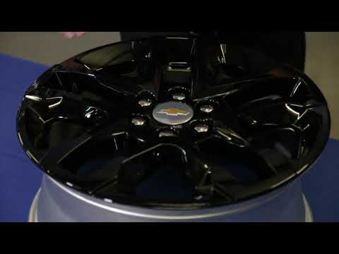 INSTALLATION: IMP416BLK Impostor Series Wheel Skins for the Chevy Traverse