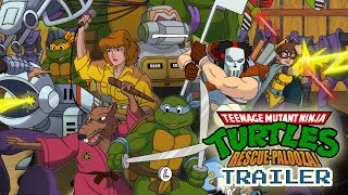 Picture of a game: Teenage Mutant Ninja Turtles Rescue-Palooza