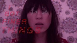 REGO   Finer Things (Lyric Video)