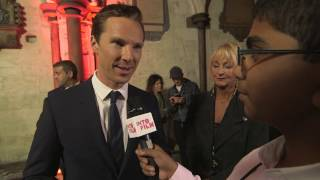 Бенедикт Камбербэтч, Benedict Cumberbatch drops Avengers bombshell on Doctor Strange red carpet
