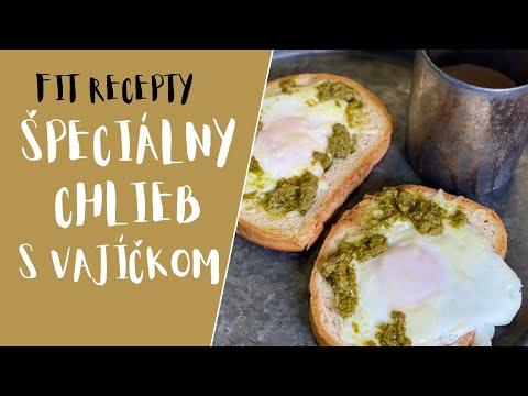FIT RECEPTY – Raňajkové vajíčka