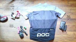How To Pack Cycling Jersey Pockets