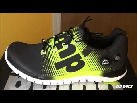 Reebok ZPUMP Fusion Shoe Review / On Foot Look