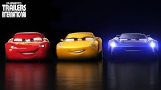 「カーズ/クロスロード」 キャラクター映像:マックィーン、クルーズ、ストーム