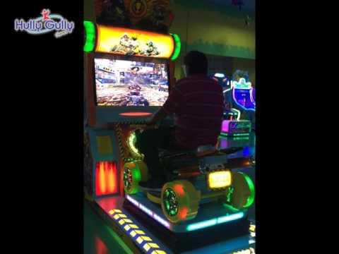 Crazy Bike Arcade Game Machine