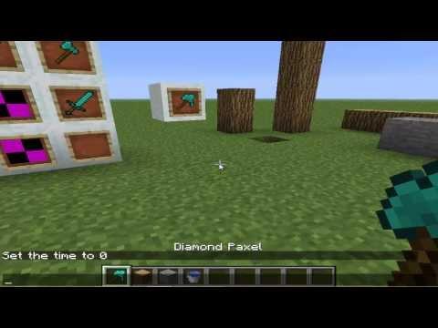 Mod Paxel | 1.6.4|
