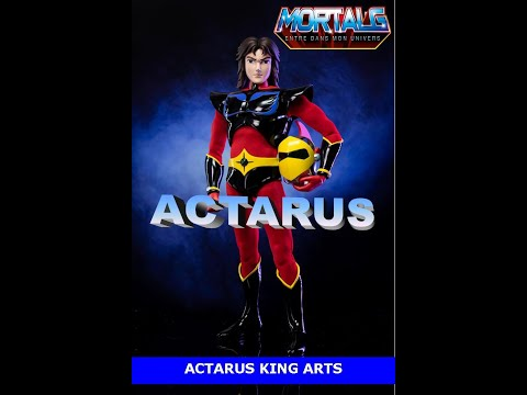 King Arts Goldorak Uforobot Grendizer Pilote Actarus - Duke Fleed - Daisuke Umon