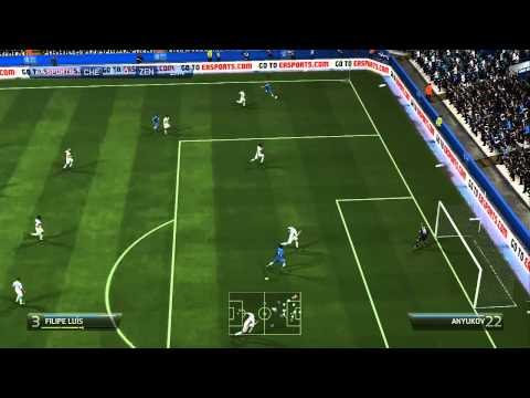 Liverpool vs Chelsea FIFA 15 | Chelsea vs Zent |english premier league highlights