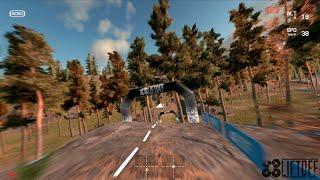Liftoff FPV Simulator. Pine Valley Track.