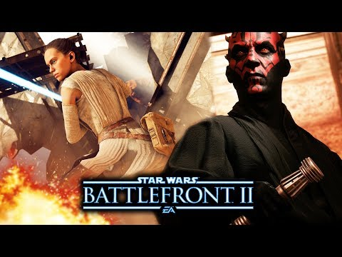 Star Wars Battlefront 2 - NEW UPDATES! New 1vs1 Heroes Mode? Next Big Patch and Updates Detailed!