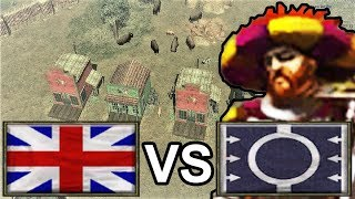 Mitoe Battles Until The End On The Good Old Bonnie Springs! [Age Of Empires 3]