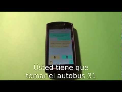 Video of TransUp Lite Translator
