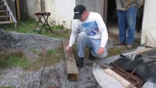 Build your own inexpensive rebar bender