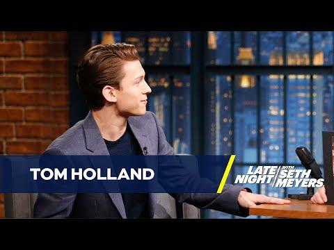 Tom Holland Mistook a Stunt Double for Robert Downey Jr.