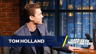 Tom Holland Mistook a Stunt Double for Robert Downey Jr. - Video Youtube