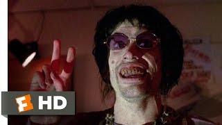 The Texas Chainsaw Massacre 2 (3/11) Movie CLIP - Chop-Top (1986) HD