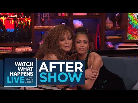 After Show: Will Karen Huger And Charrisse Jackson Jordan Be Friends Again? | WWHL