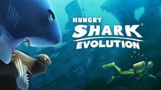 ОБЗОР - Hungry Shark Evolution