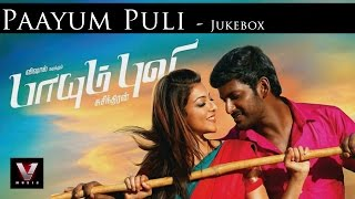 Paayum Puli - Official Jukebox